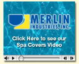 Spa Cover Video